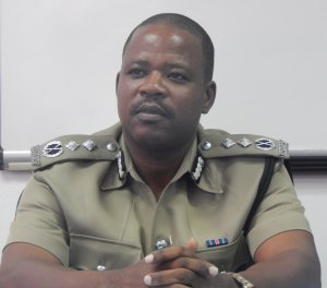 Police Commissioner Severin Monchery.