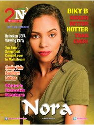 2Nite Magazine for Saturday June 4th, 2016 ~ Issue no. 187