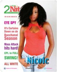 2Nite Magazine for Saturday 30th July, 2016 ~ Issue no. 195