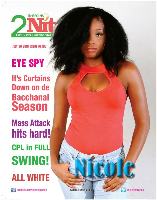 2Nite Magazine for Saturday 30th July, 2016 ~ Issue no. 195