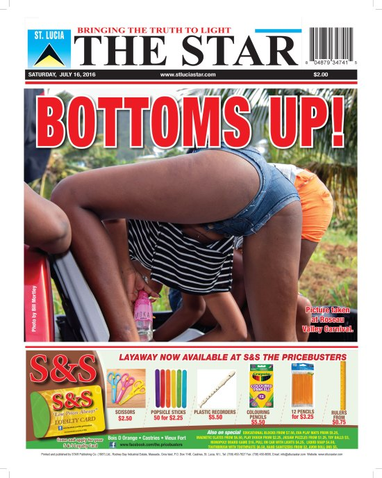 The STAR Newspaper for Saturday July 16th, 2016 ~ Photo of the Week