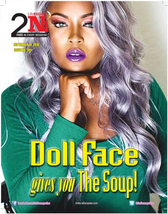 2Nite Magazine for Saturday September 10th. 2016 ~ Issue no. 201