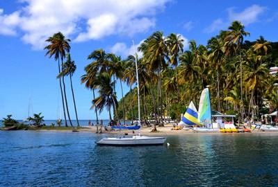 St Lucia Tour Marigot Bay