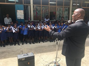 mayor francis school tours