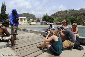 St Lucia Photo Tour Live Training