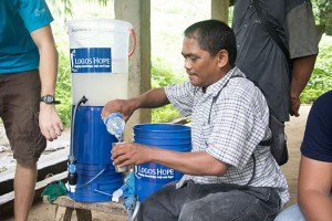 Bringing water purifiers