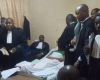 Congolese politician put on trial in his sickbed