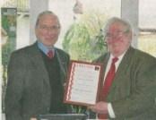 Ewald Heying und Rainer Schäper