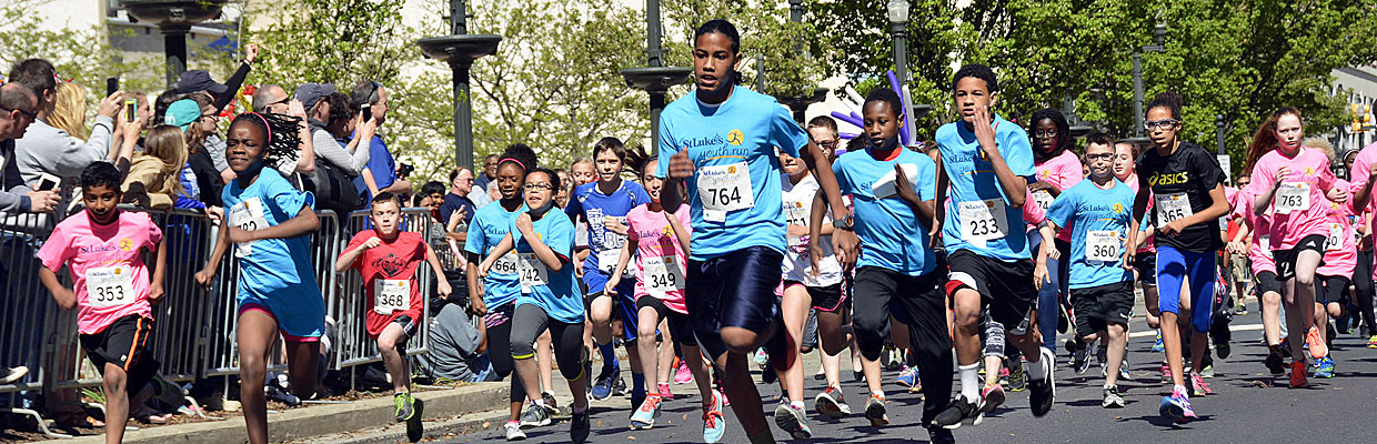 St. Luke's Youth Run