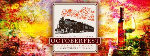 Wentzville Village Center Octoberfest Logo