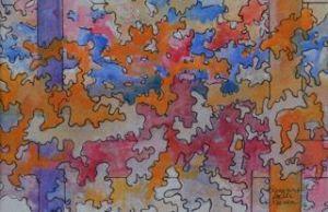 Painting by Suzanne Galli Koenen