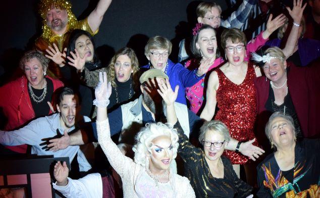 Broadway Night Music Fundraiser