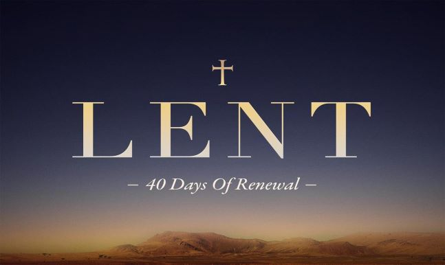 Opportunities for an Uplifting Lent
