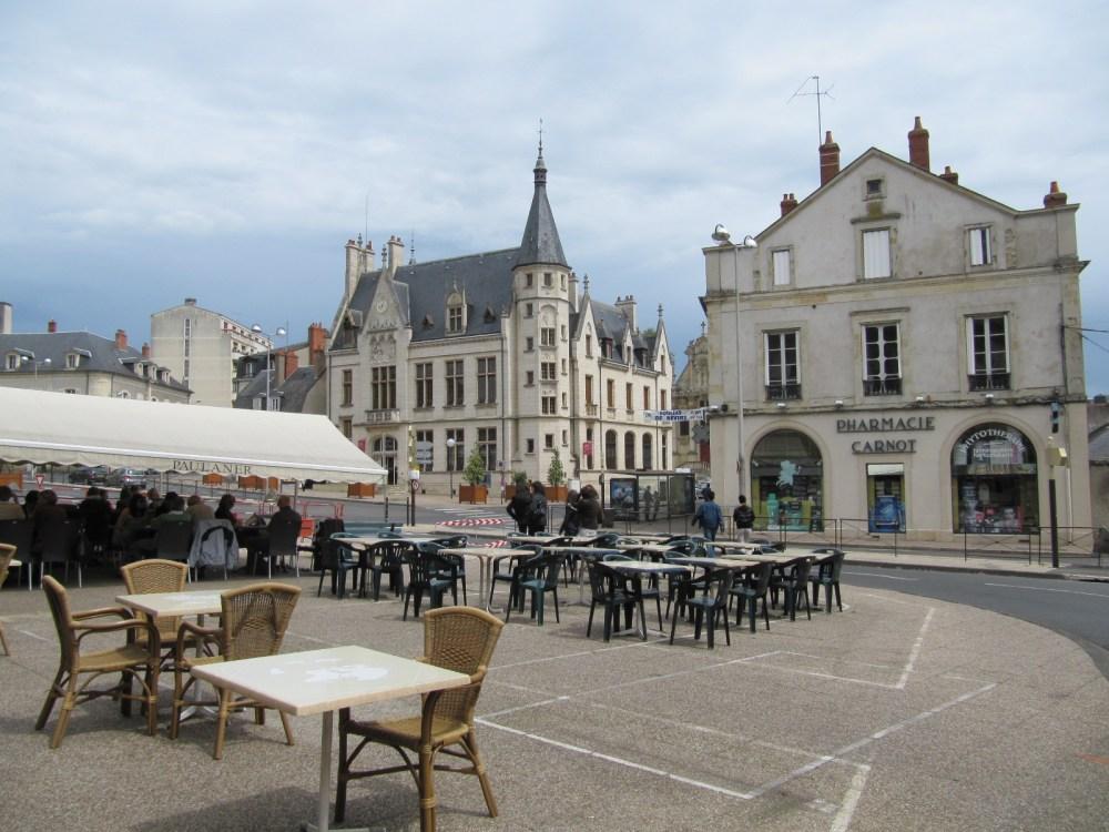 Un coin de France : Nevers en Bourgogne (5/6)