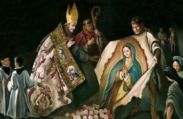 Image result for our lady of guadalupe juan diego