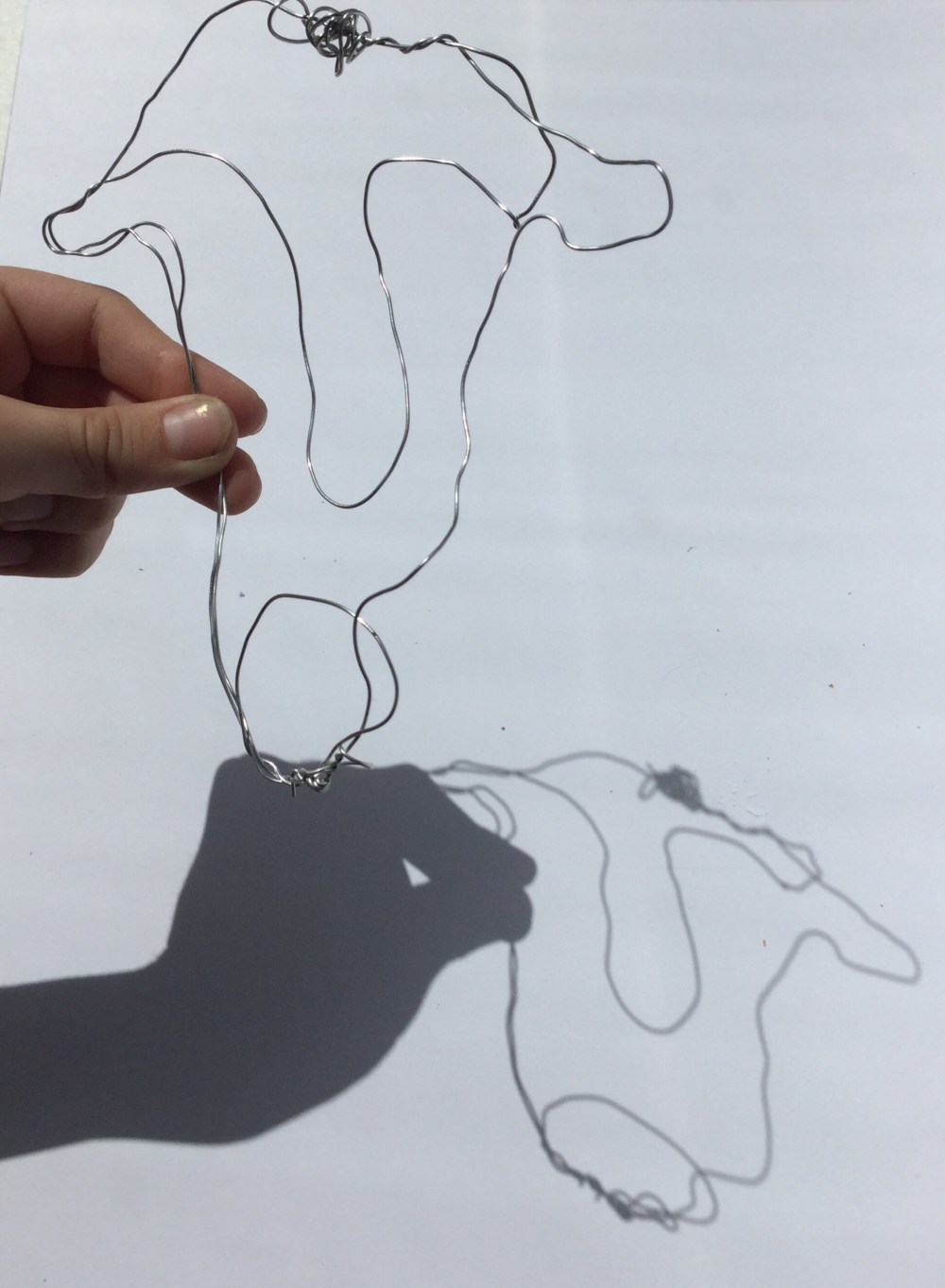 Sculpture in the style of Brancusi and Alexander Calder – St ...