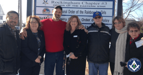 2016 Annual Charity Check Presentation