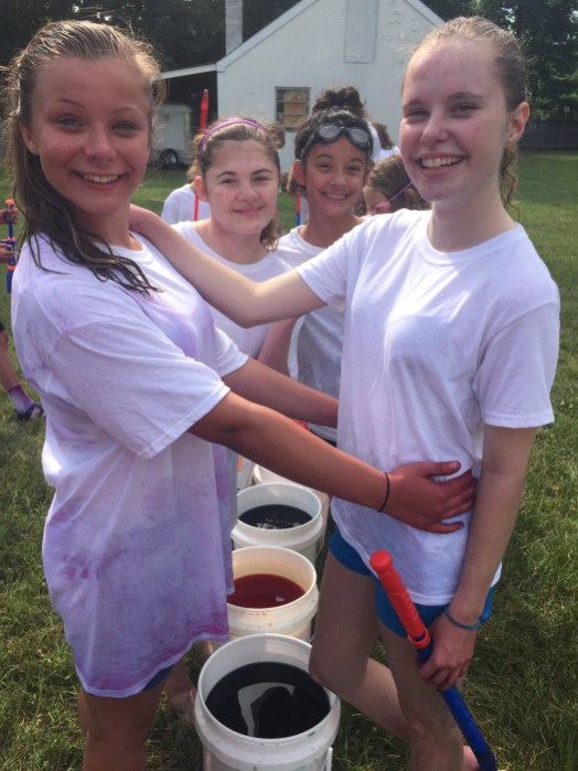 Tie-Dye Battle 2015