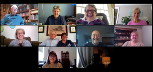Modern-Day Theologians Discussion Group