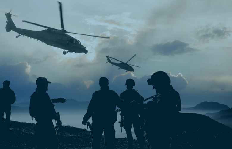 Military zone image