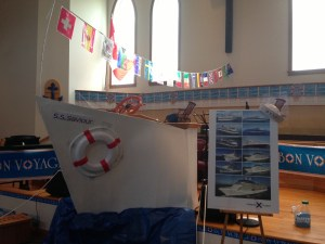 Sea Cruise VBS Set