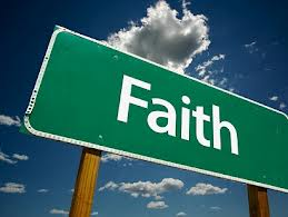 Faith sign
