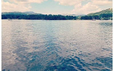 Open Water Swimming in the Lake District