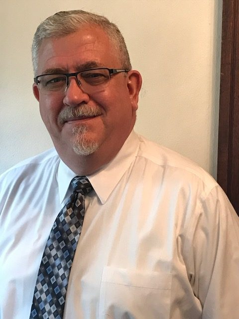 New Parish Financial Manager – Mike Hankinson