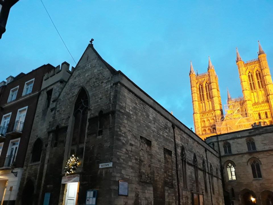 St Mary's - exterior 4