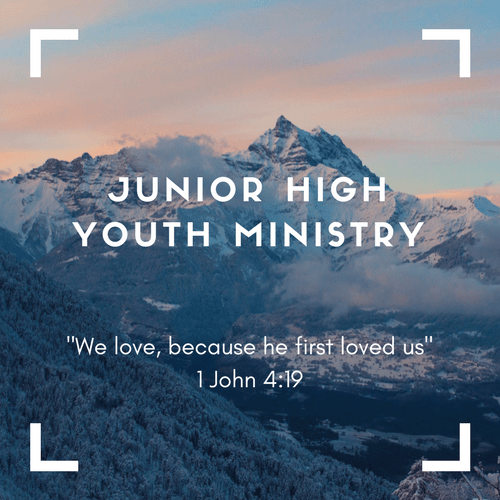 Image result for junior high youth ministry