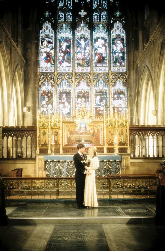 Wedding  picture from Simsons Beverley
