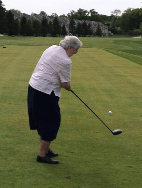 sr golf large