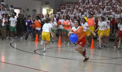camryn balloon relay