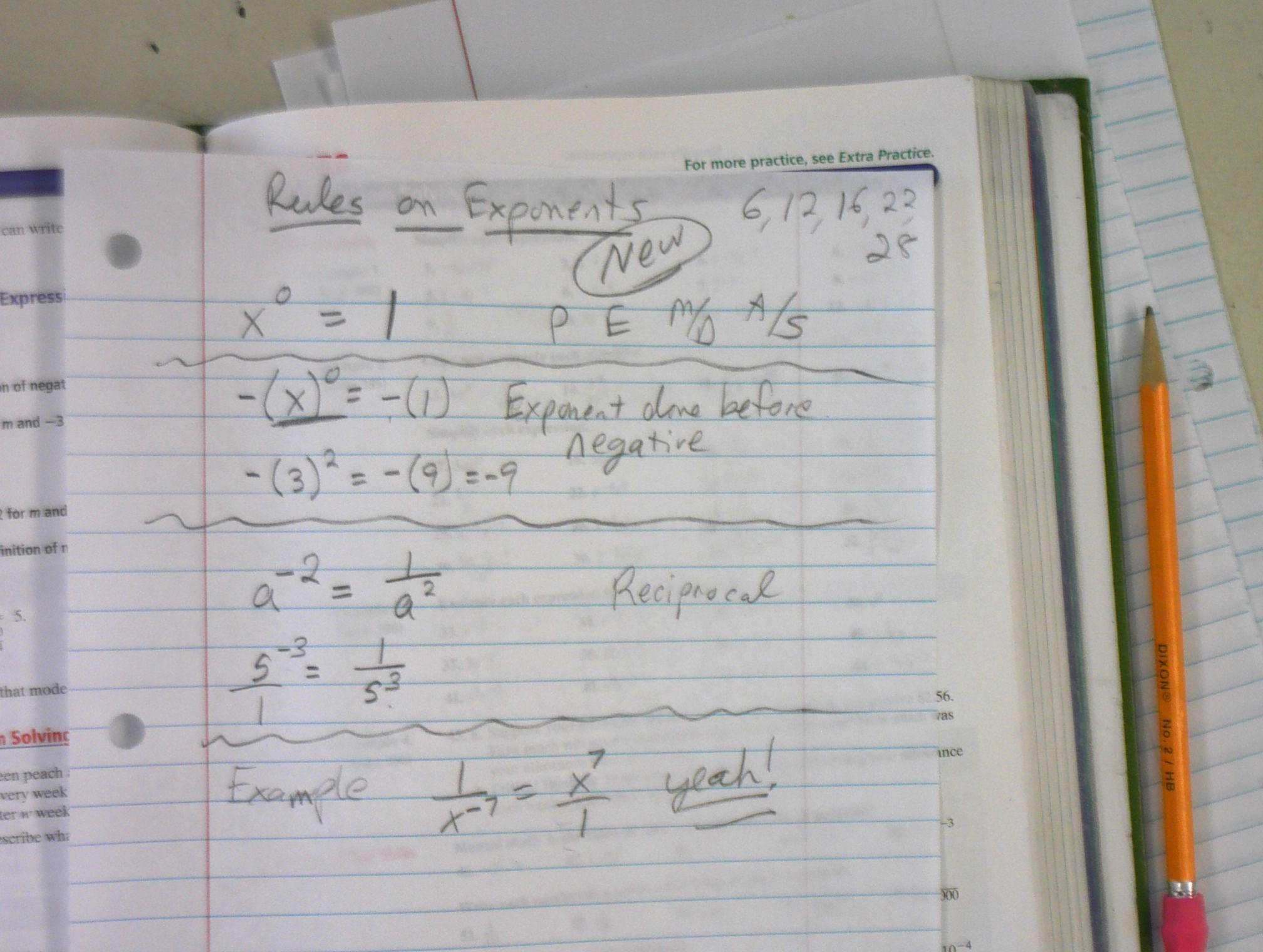 2nd Quarter Lessons B
