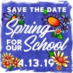 Spring for Our School Annual Silent Auction & Party