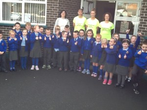 Thank You Mullaghbawn Road Runners!!