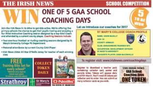 Coaching Days Poster