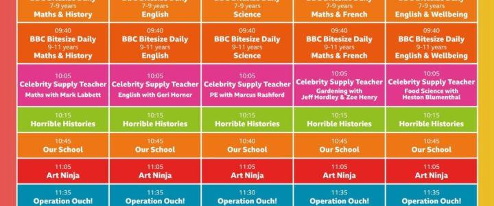 BBC- Lockdown Learning