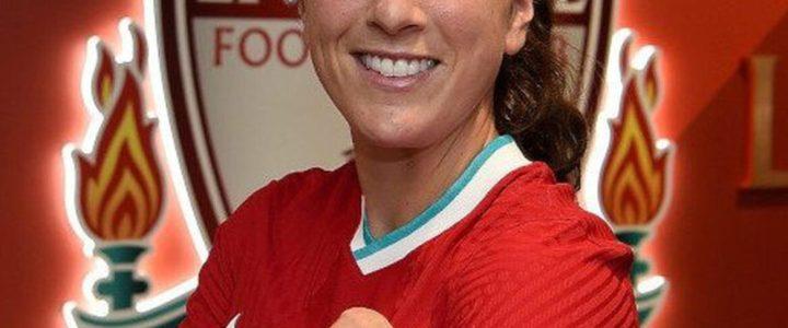 Niamh Fahey – Ireland and Liverpool Footballer