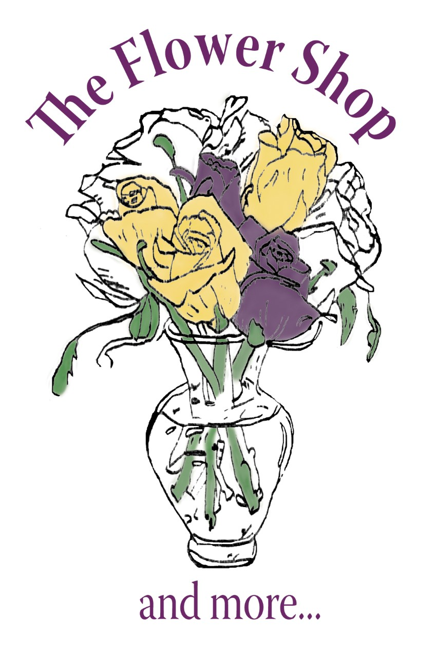 the |Flower Shop logo