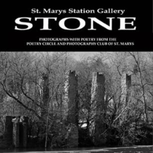 Stone book cover