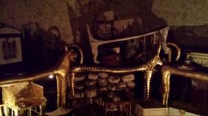 treasures in the antechamber