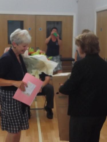 Goodbye Mrs Wallace