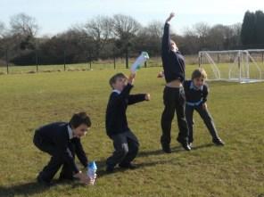 launching more rockets