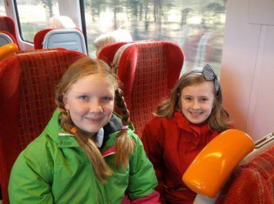 London - Train (4)