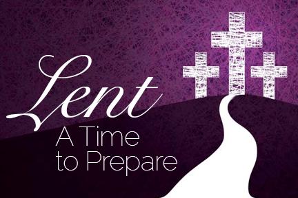 Cantor's Message: Our Lenten Journey
