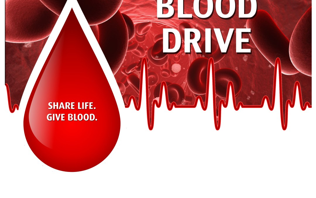 Blood Drive August 19th at Lutheran Crossings
