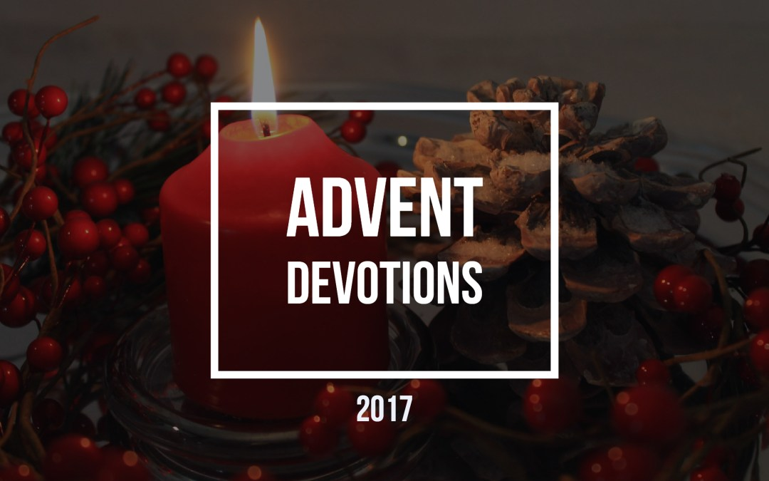 Advent Devotions