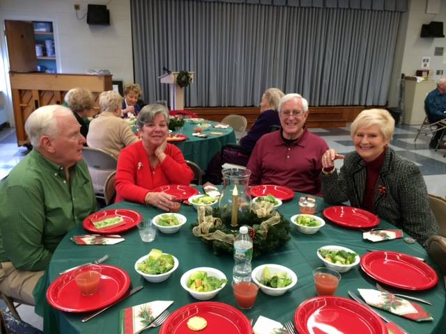 Fellowship & Congregational Care – February Updates