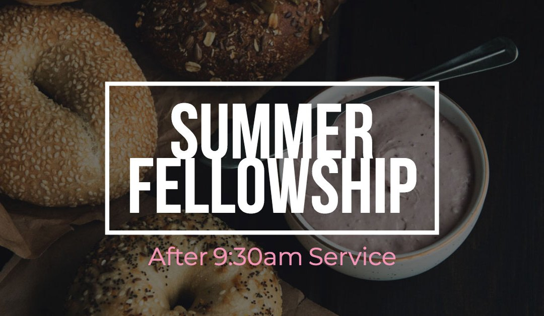 Summer Fellowship